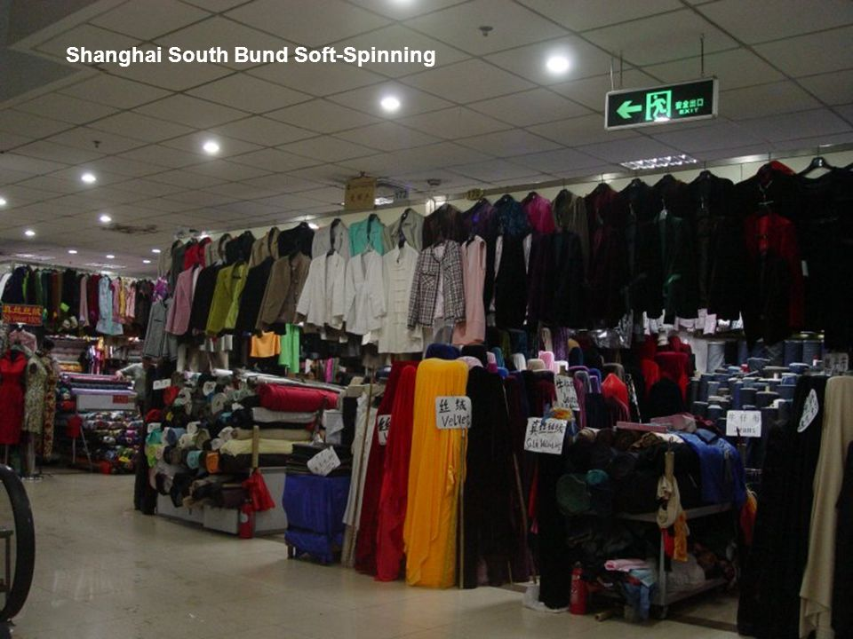 Shanghai South Bund Soft-Spinning