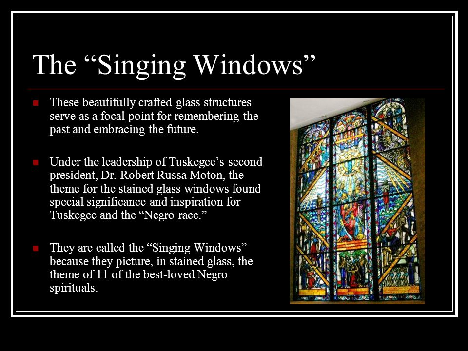 "The ""Singing Windows"" These beautifully crafted glass structures serve as a focal point for remembering the past and embracing the future. Under the l"