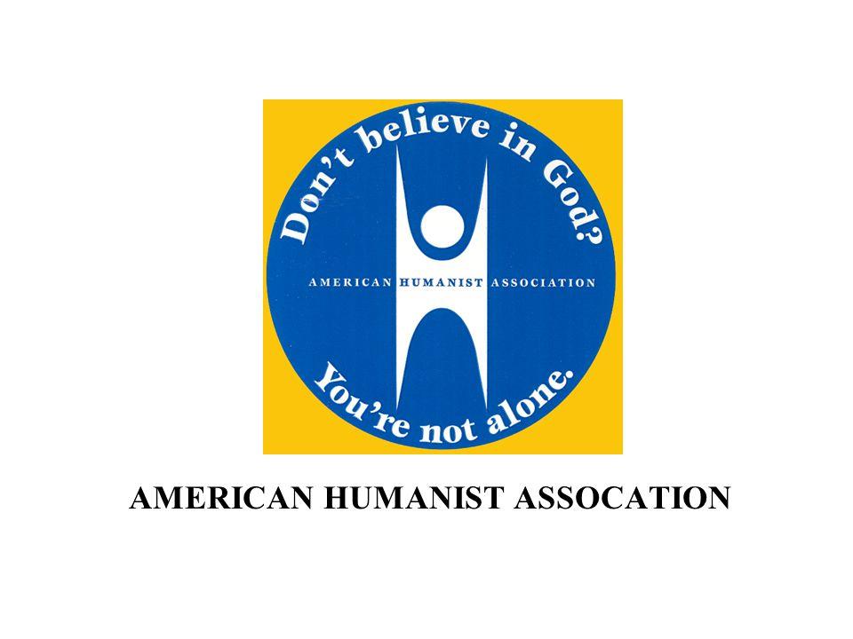 AMERICAN HUMANIST ASSOCATION