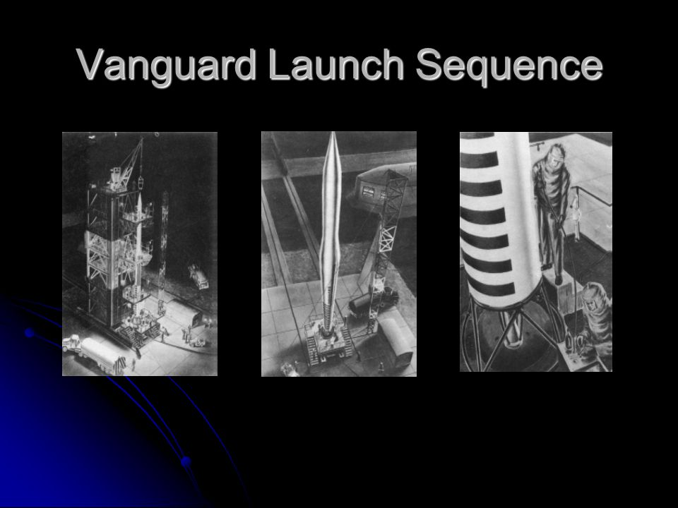 Vanguard Launch Sequence