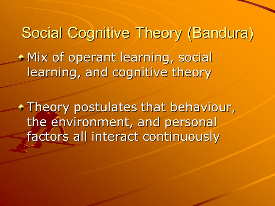 Behavior (Type, Frequency, Duration, etc.) Behavior Environmental Factors (Group, Equipment, Facility, etc.) Environmental Factors (Group, Equipment, Facility, etc.) Personal Factors (Cognition, Attitude, Mood, etc.) Personal Factors (Cognition, Attitude, Mood, etc.) Figure 12.1