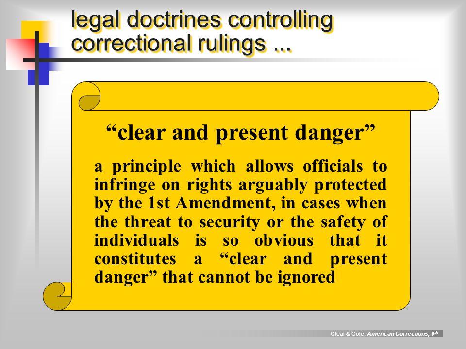 Clear & Cole, American Corrections, 6 th Gagnon v.