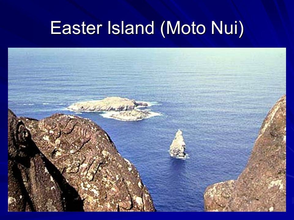 Easter Island (Moto Nui)