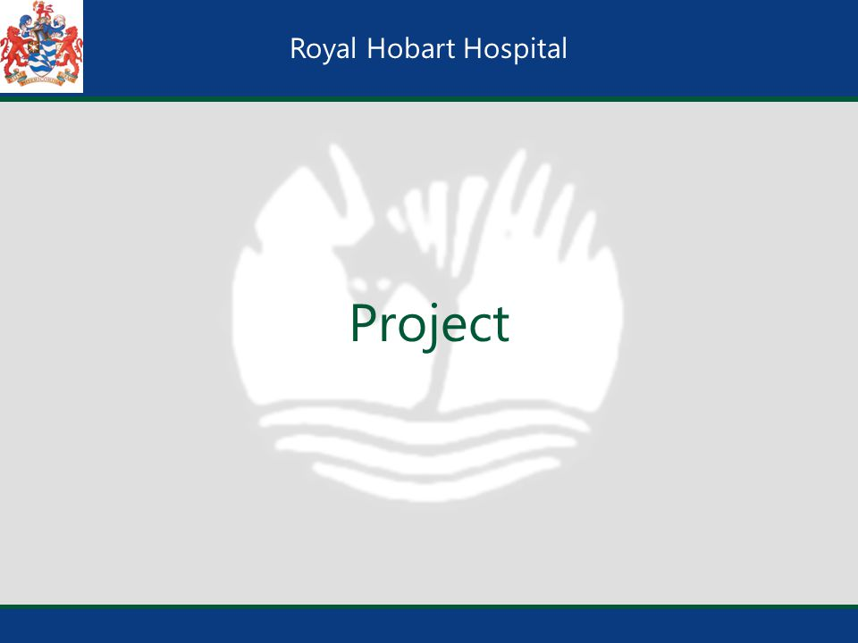 Royal Hobart Hospital Project