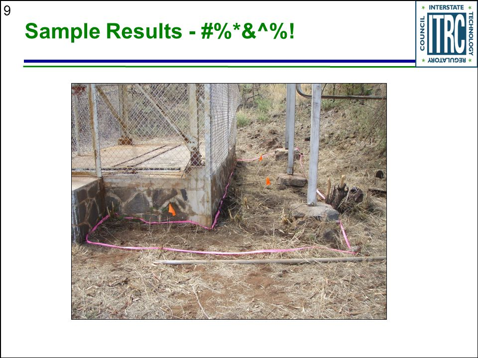 9 Sample Results - #%*&^%!