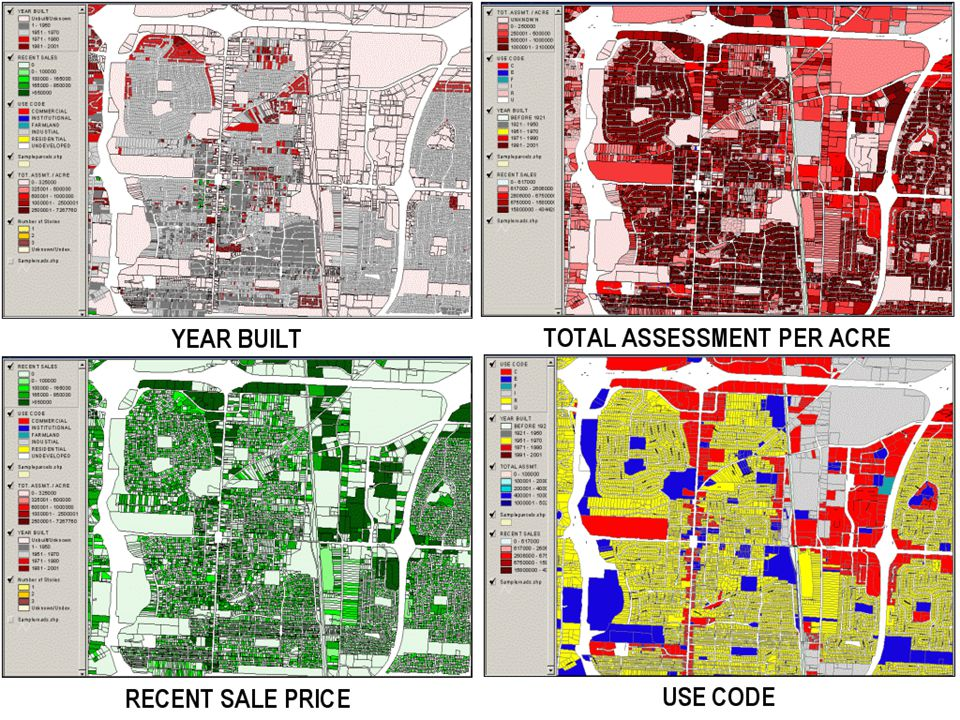 PUBLIC INTEREST ADVANTAGES OF BROAD PRIVATE SECTOR USE OF DIGITAL PARCEL MAP Databases ©Boundary SolutionsAugust2004 PUBLIC INTEREST BENEFITS Long Term Improved Built Environment.