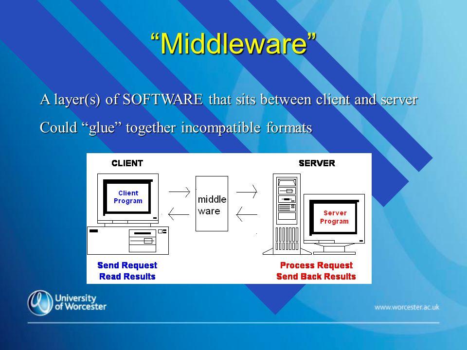 Alternative Scripting Languages n JSP n PHP n PERL n Cold Fusion