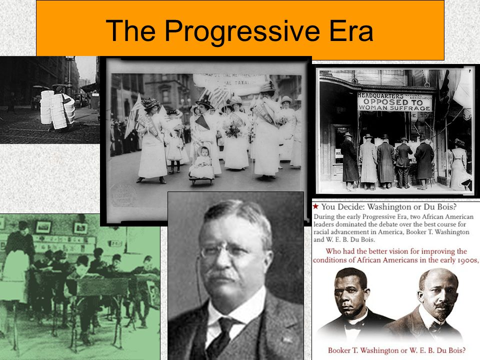 The progressive movement attracted middle-class city dwellers, who included writers, teachers & scholars.