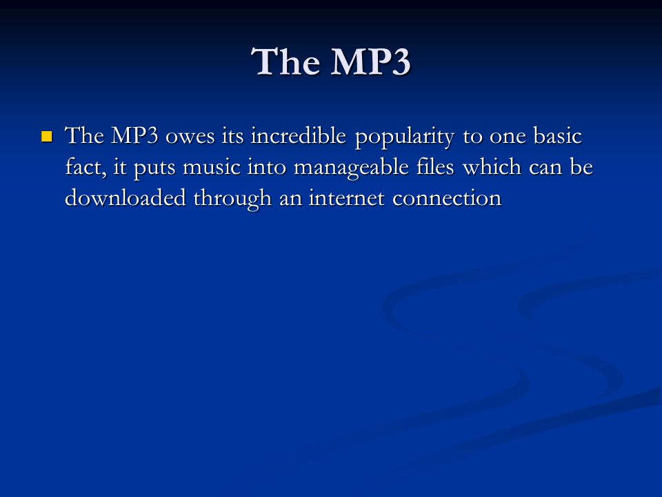 Types of Digital Music Players - Since these players contain moving parts, they technically are susceptible to skipping, but most of these players incorporate memory buffers that virtually eliminate skipping - Players using this kind of storage usually have larger LCD screens where you can see an interface designed to give you easy navigation of an entire library consisting of hundreds or thousands of songs.