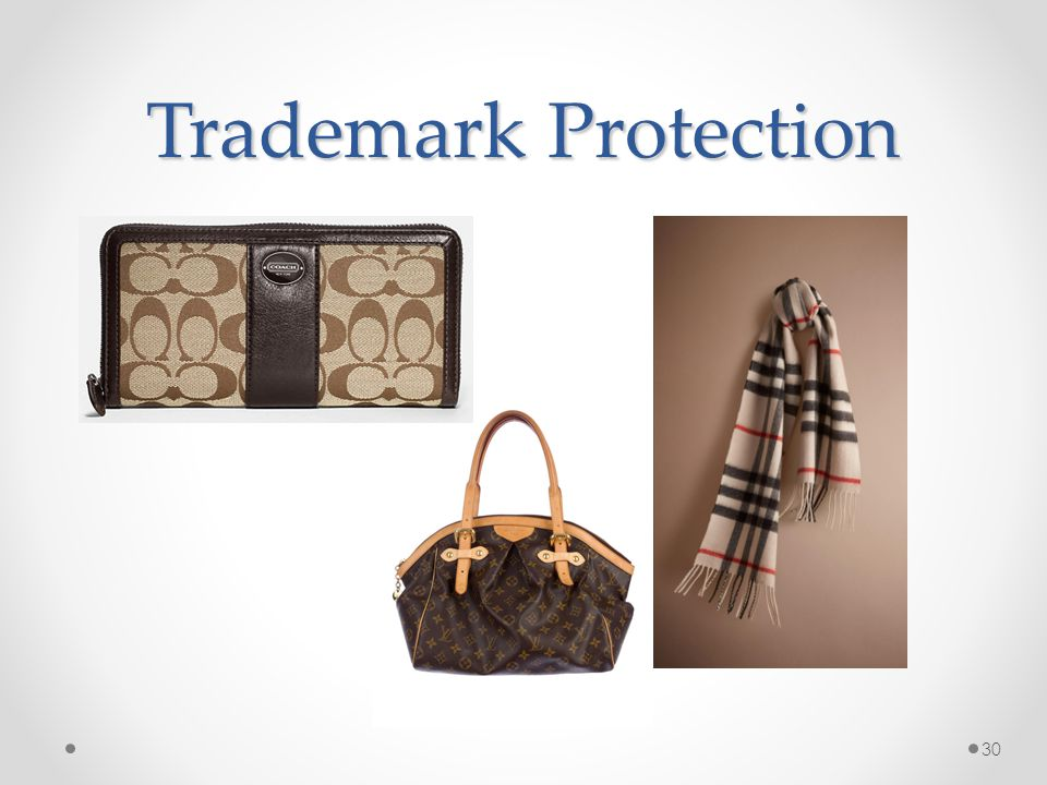 Trademark Protection 30