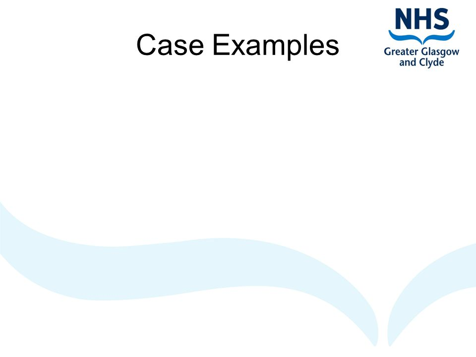 Case Examples