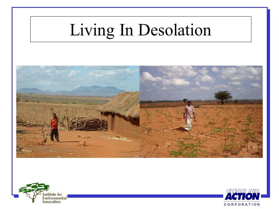 Living In Desolation