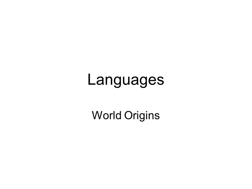 Tamil It is one of the classical languages of the world, with rich literature spanning over 2,000 years, making it arguably the oldest living language.