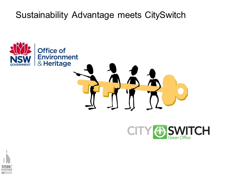 Sustainability Advantage meets CitySwitch