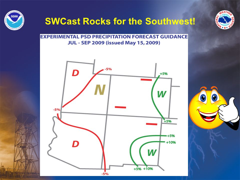 SWCast Rocks for the Southwest!