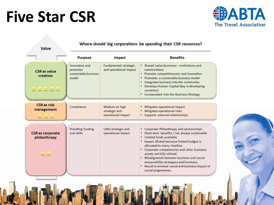 Five Star CSR