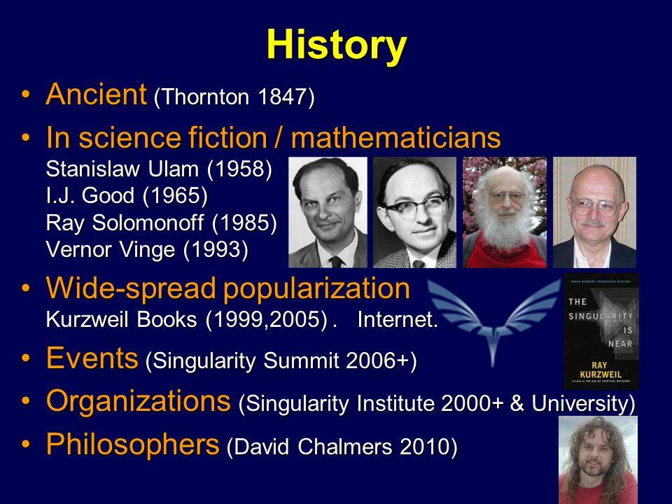 Accelerating Evolution Kurzweil (2005)