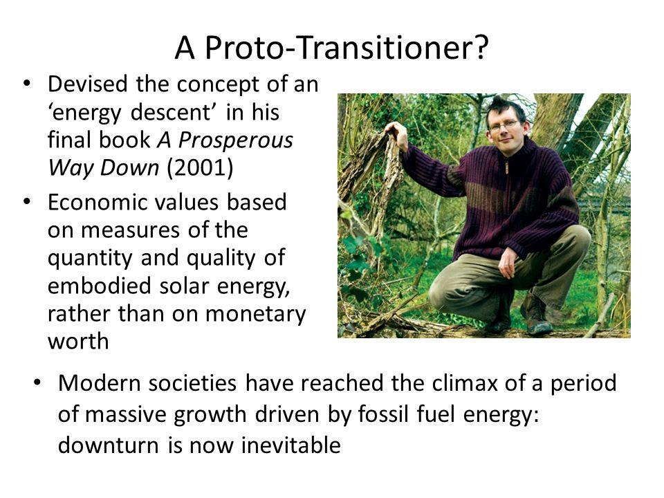 A Proto-Transitioner.