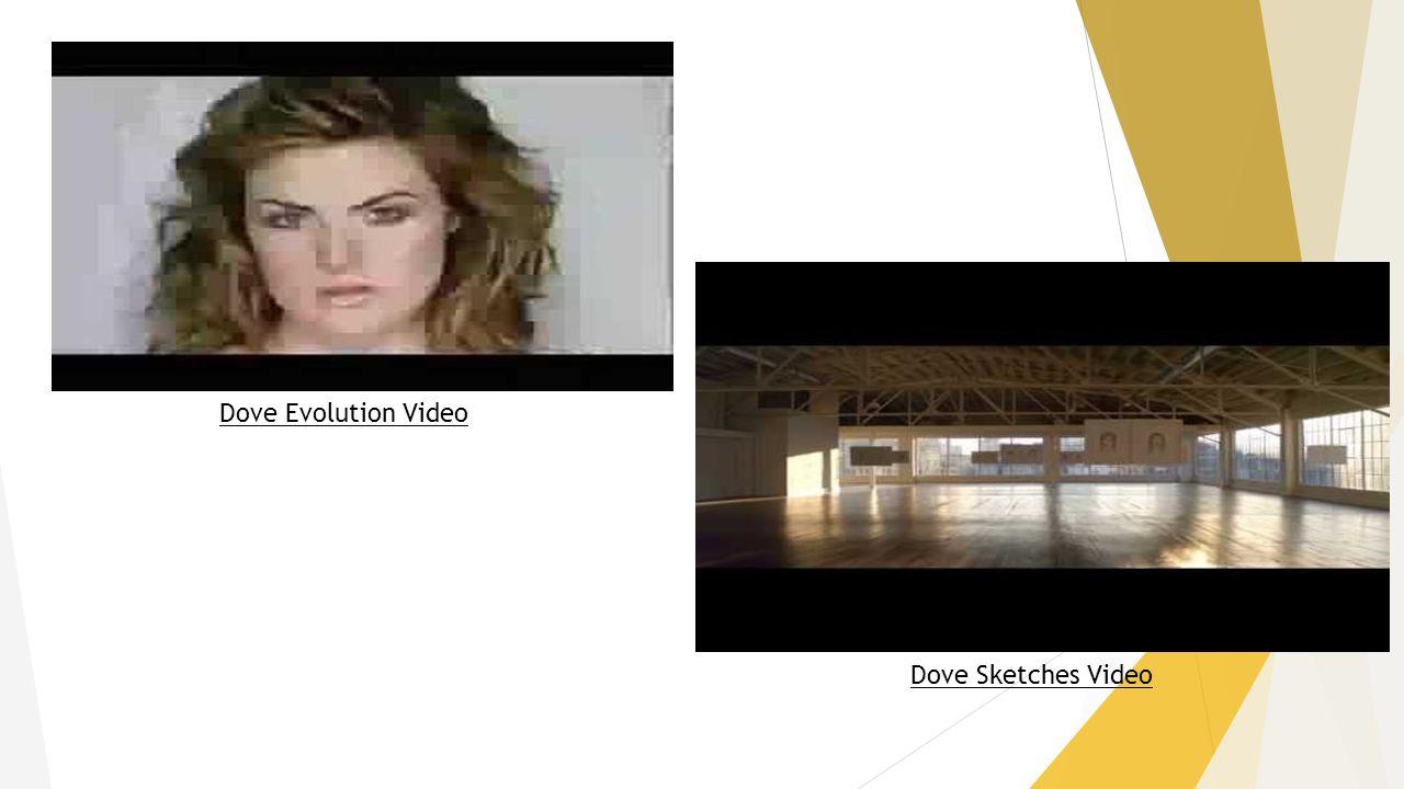 Dove Evolution Video Dove Sketches Video