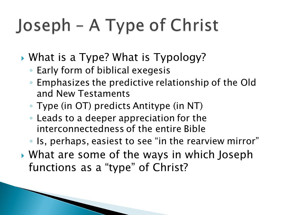  What is a Type. What is Typology.