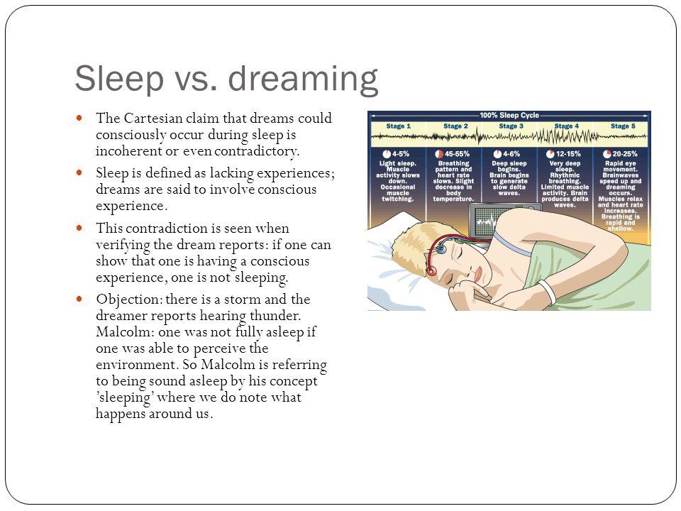 Sleep vs.