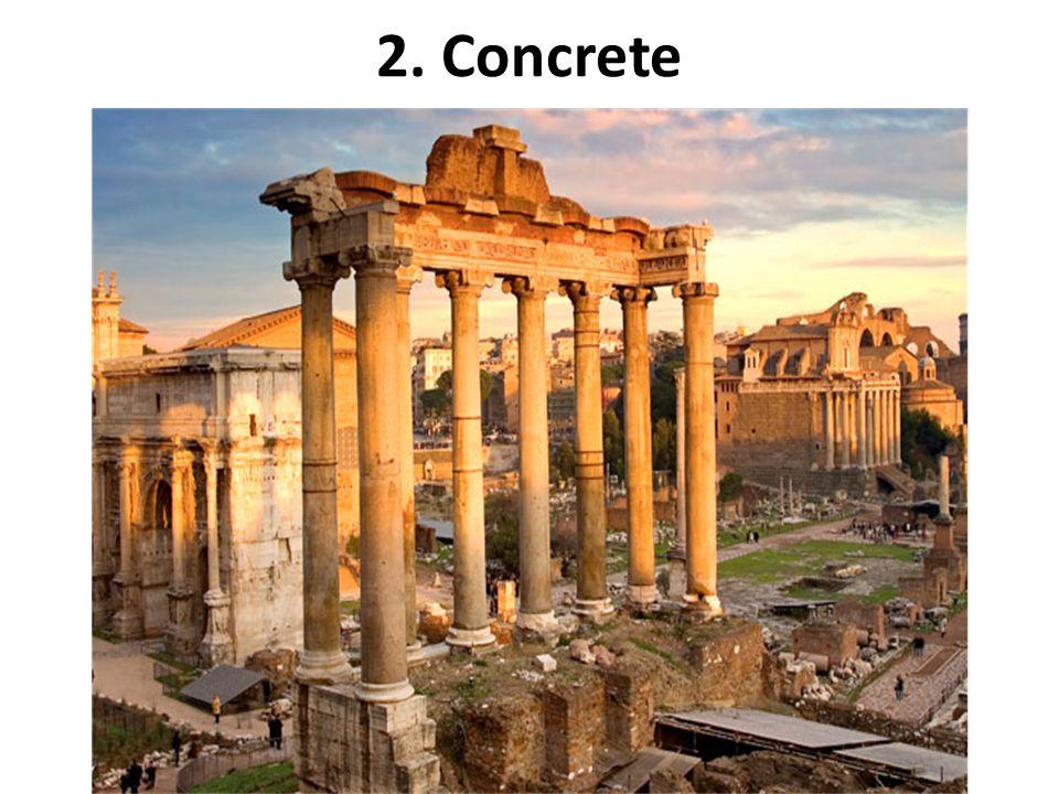 2. Concrete