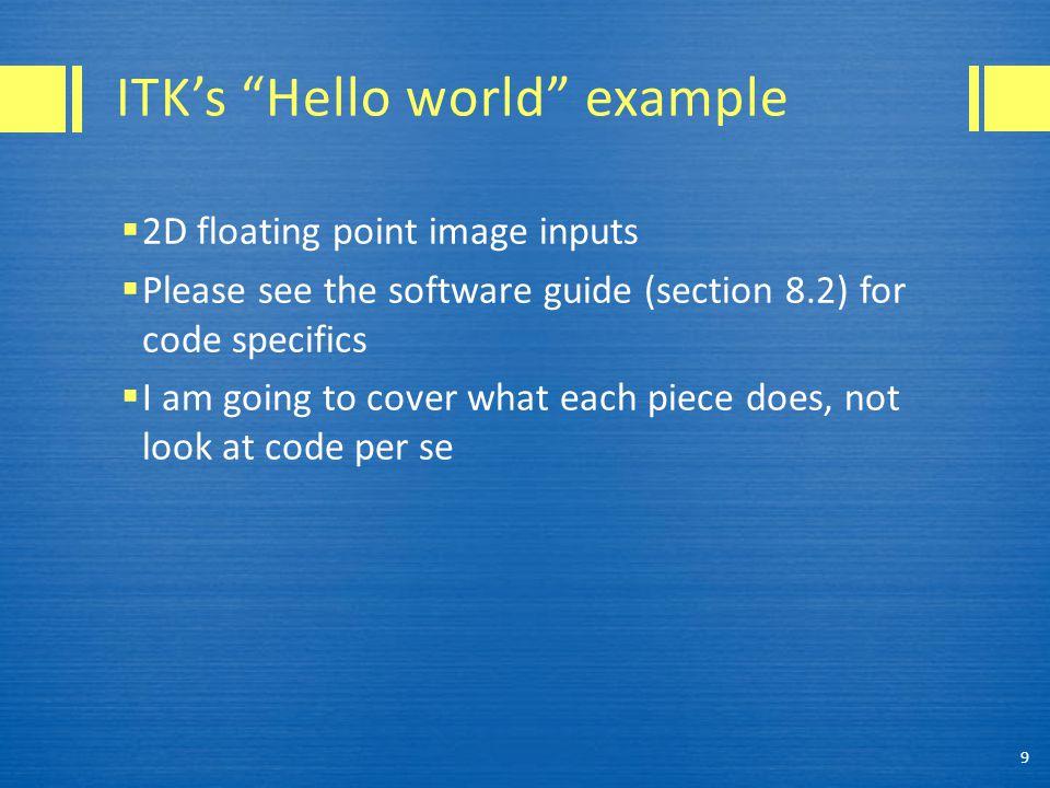 Figure 8.5 from the ITK Software Guide v 2.4, by Luis Ibáñez, et al.