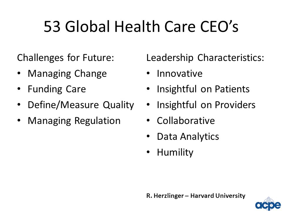 Physicians As Hospital Leaders How are hospitals and health systems different when run by physicians.