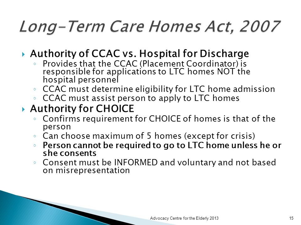  Authority of CCAC vs.