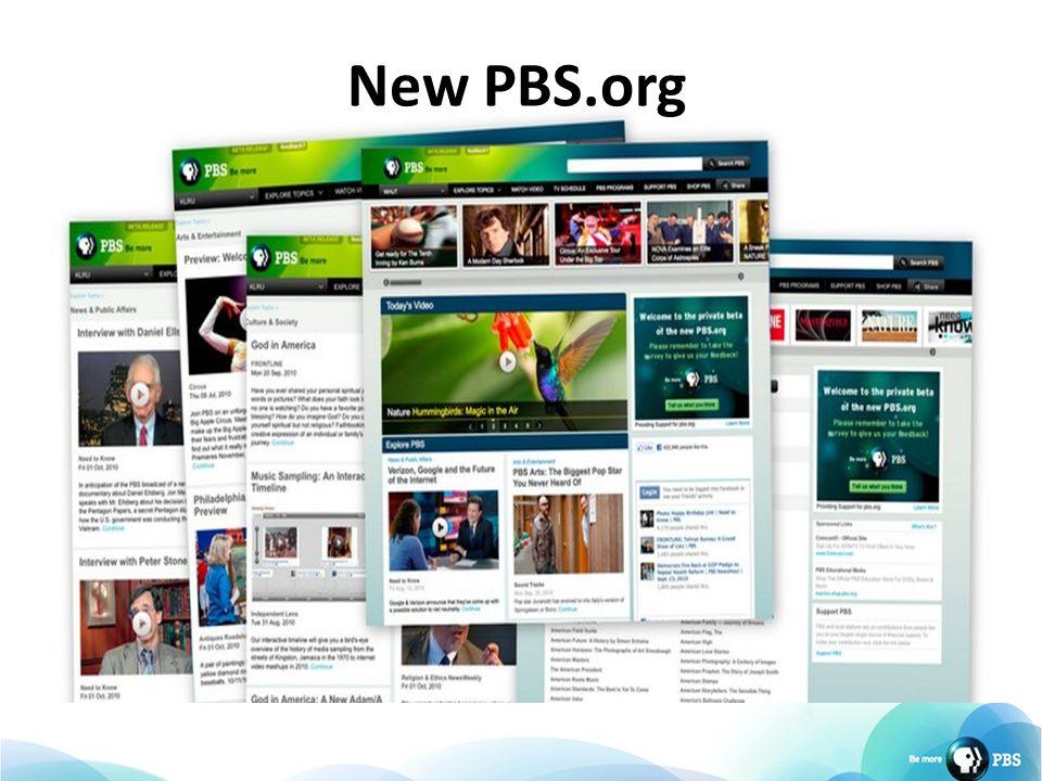 New PBS.org