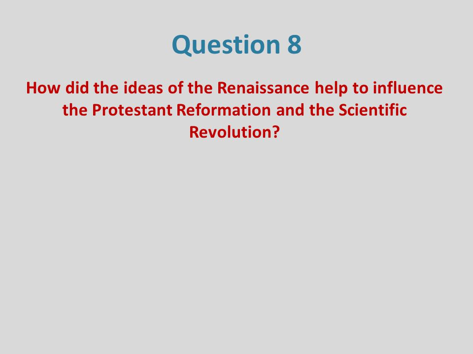 Question 29 Name the two reformers that came before Luther that also attempted to reform the church.