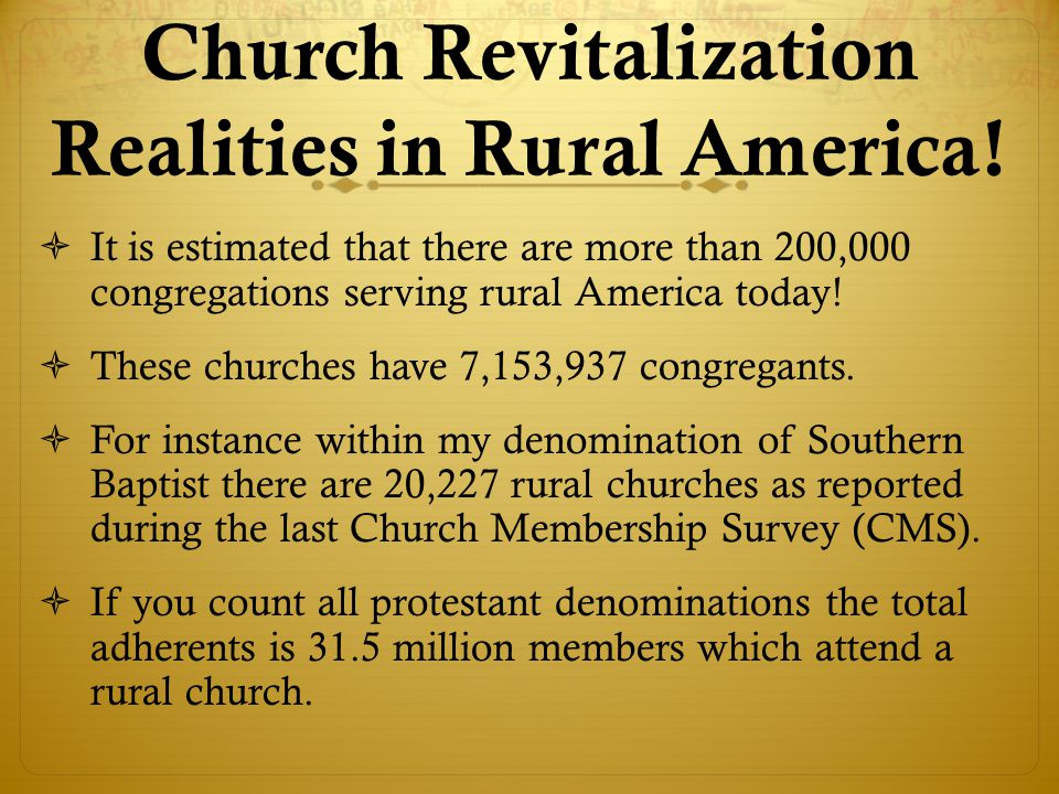 Despite popular perception, rural America is not a single community of homogenous farmers struggling to make a living.