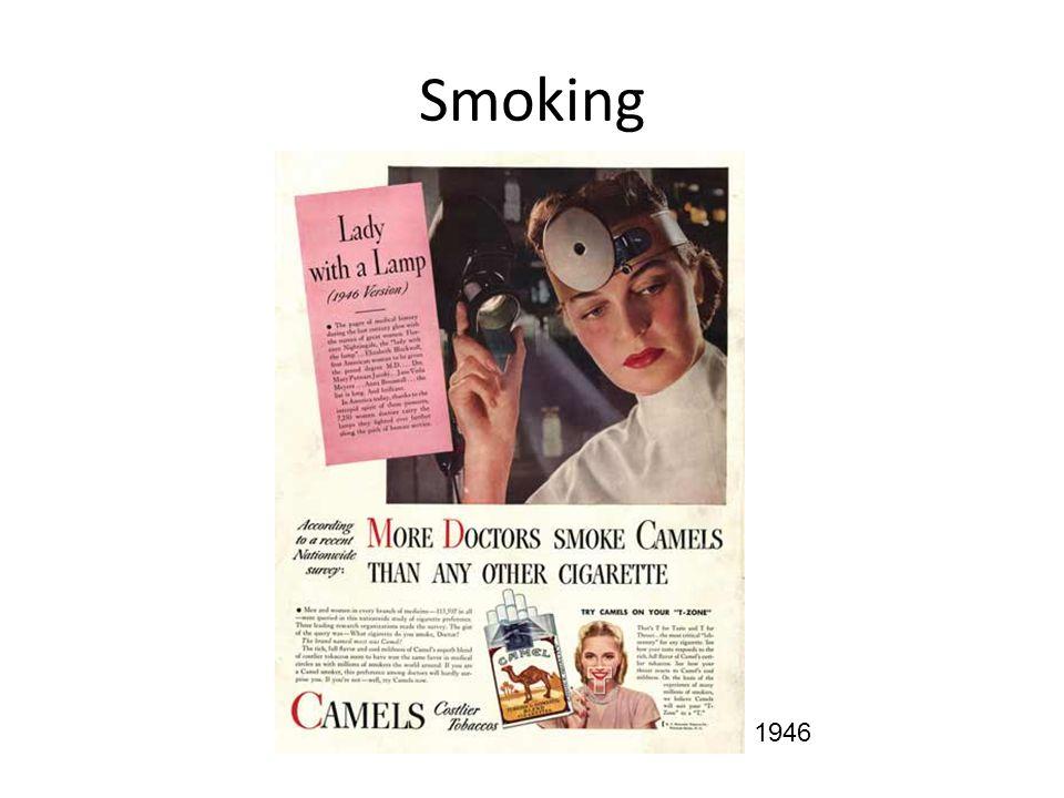 Smoking 1946
