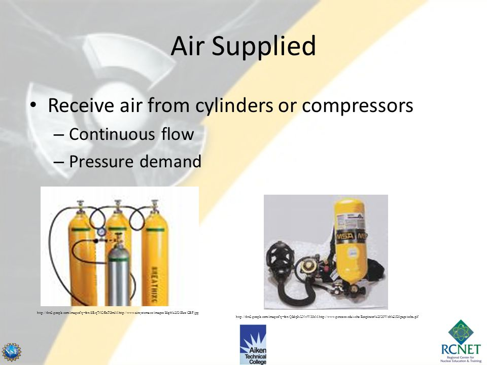 Limitations of Air Purifying Respirators Do not protect against oxygen deficiency Low concentration of contaminant Requires right cartridge for contam