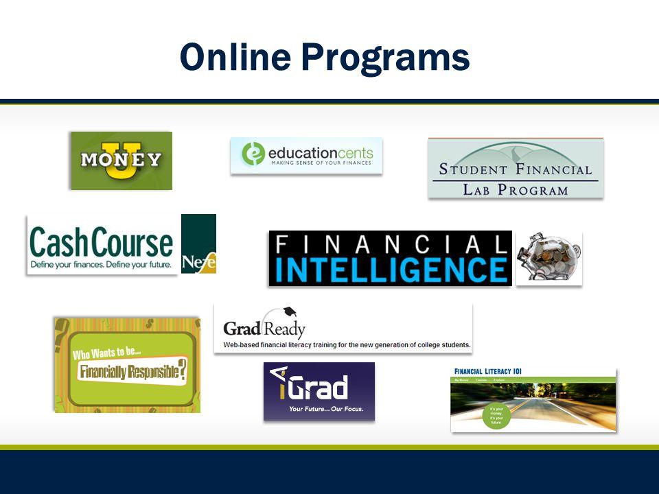 Online Programs