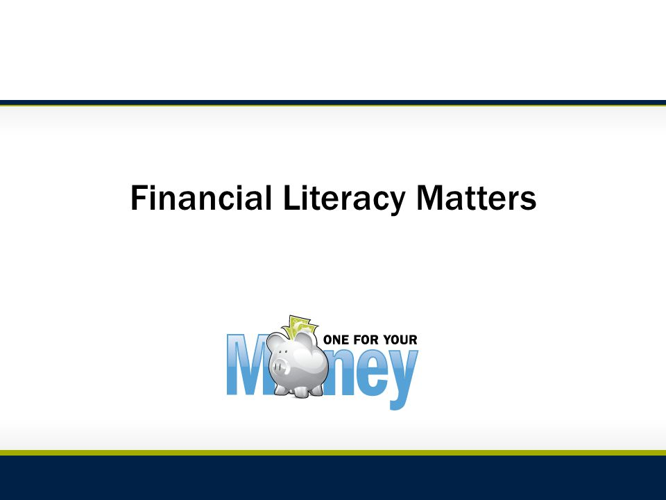 Higher One's Commitment For Schools: Financial Literacy Counts Grant Presentations and Workshops Thought leaderships articles and white papers Talking to Your Student About Money Guest Blogging (e.g.