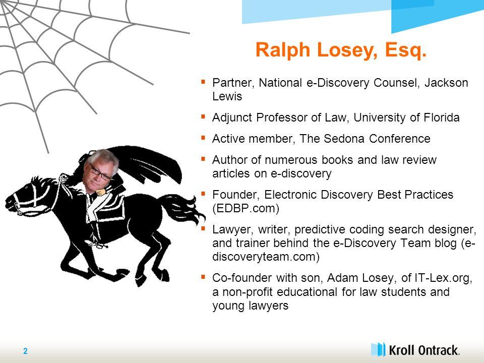 Ralph Losey, Esq.