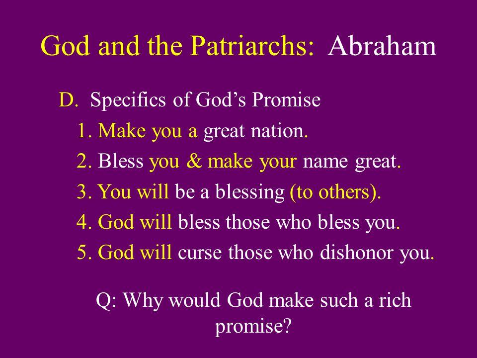 Abraham's Faith in Action