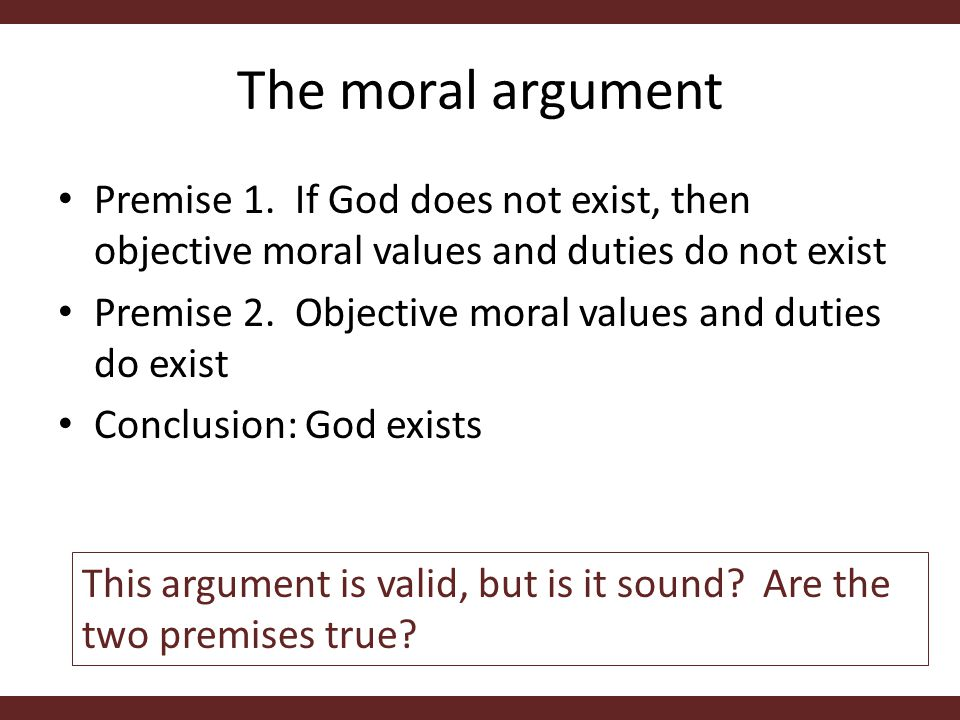 Evidence supporting the existence and immediate perception of moral facts Point 3.