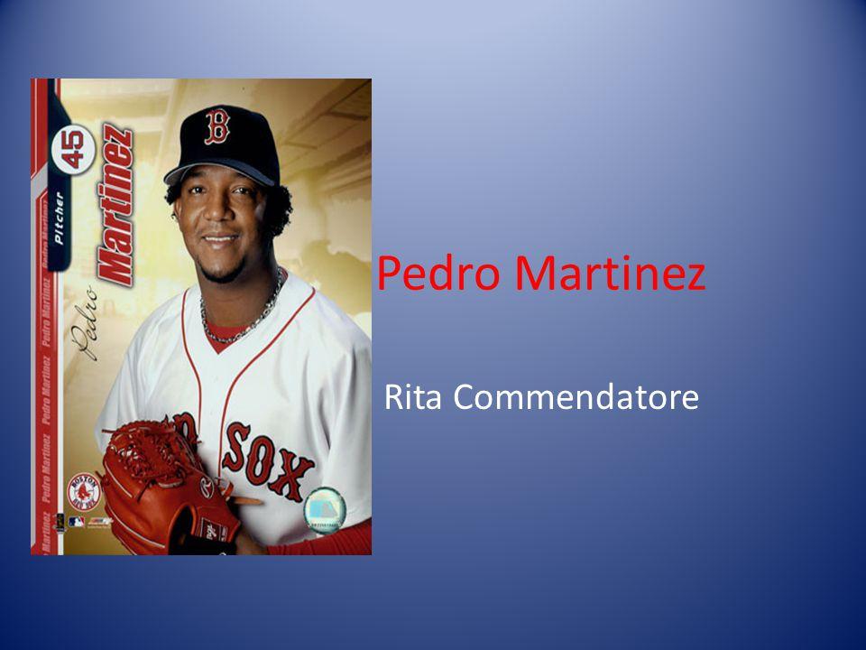 Biography Pedro Martinez juega béisbol profesional como lanzador.