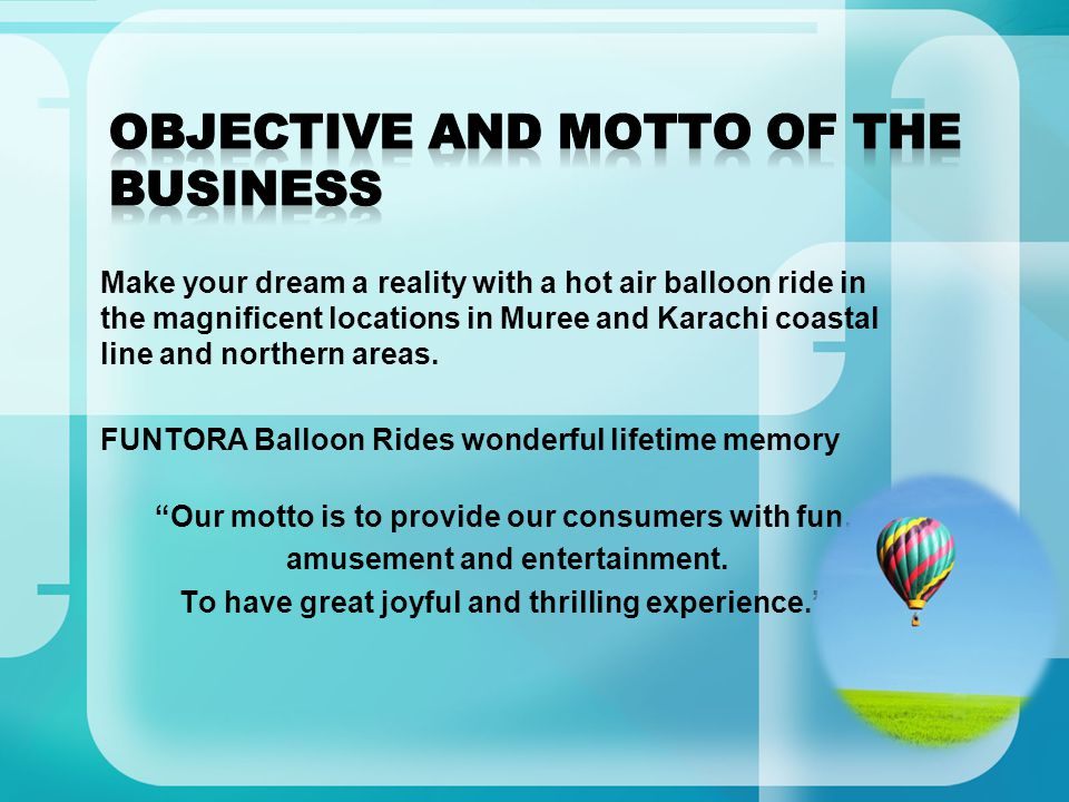 Make your dream a reality with a hot air balloon ride in the magnificent locations in Muree and Karachi coastal line and northern areas.
