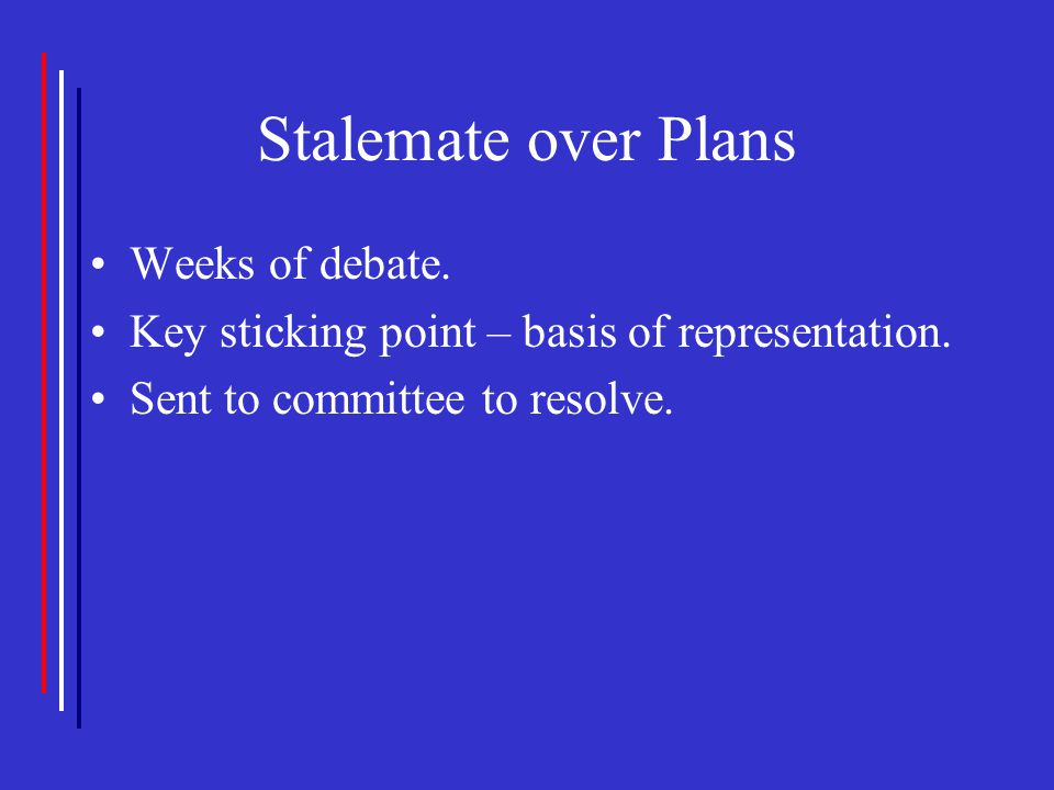 The Fight for Ratification 3 of the delegates at the convention refused to sign the Constitution – Edmund Randolph, Elbridge Gerry and George Mason Some prominent political leaders had refused to participate in the first place