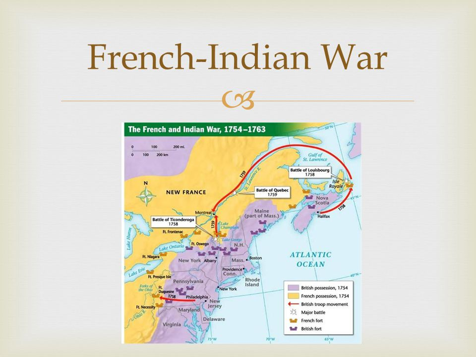  French-Indian War