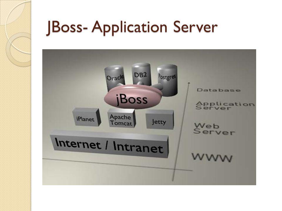 JBoss- Application Server