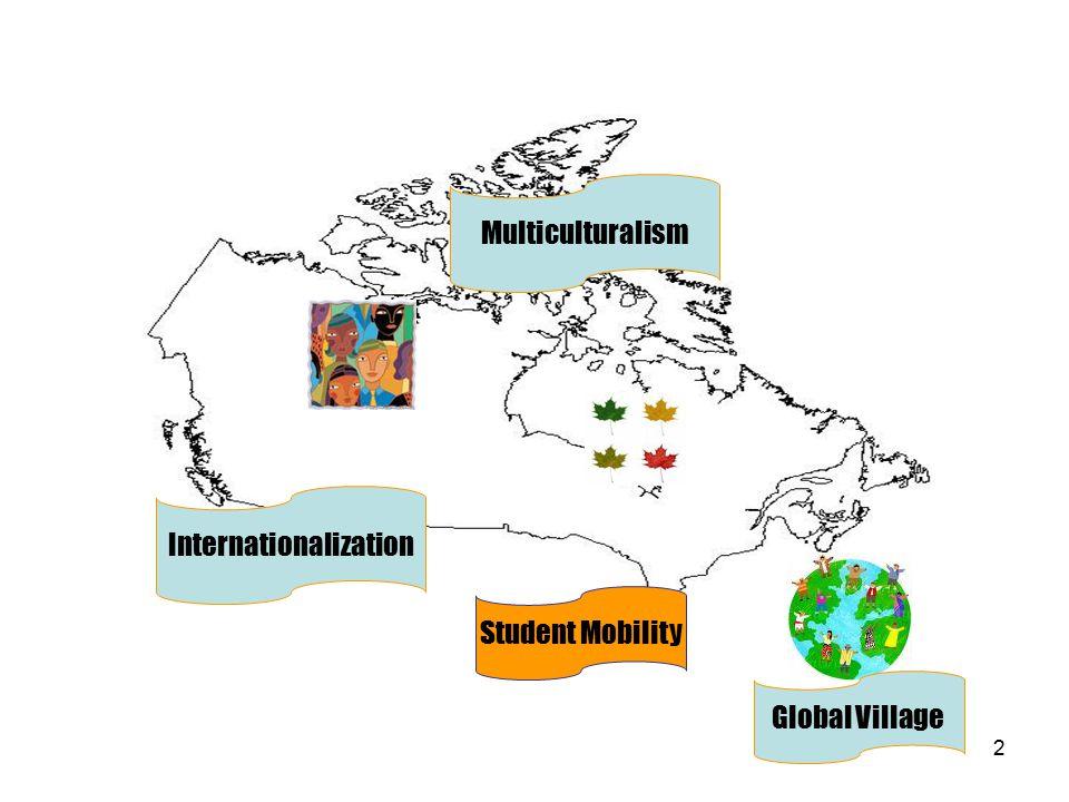 2 Internationalization Multiculturalism Global Village Student Mobility