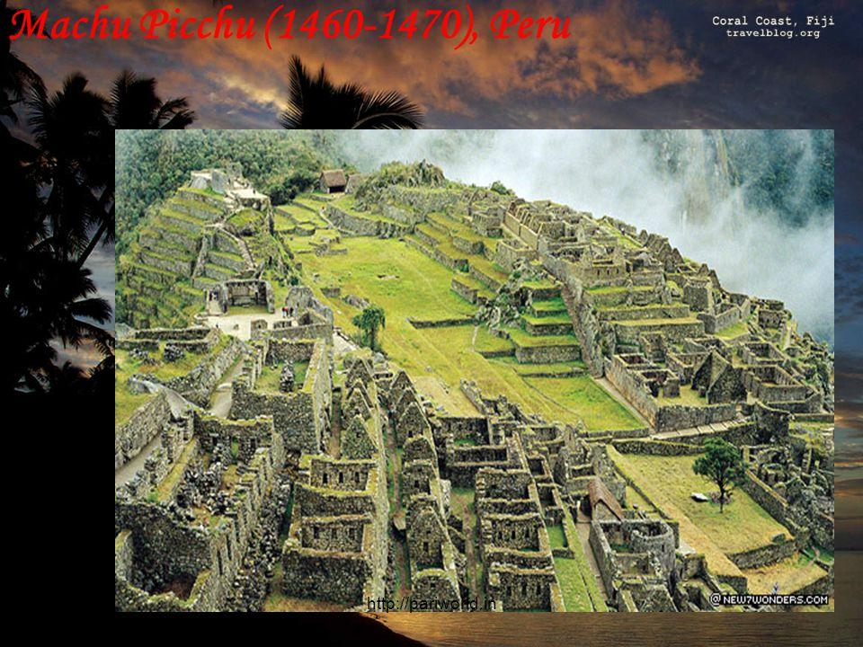 Machu Picchu (1460-1470), Peru