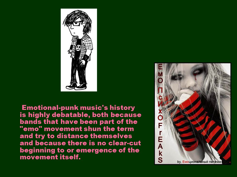 The music during the 1990s became more mainstream than ever, and by the millennium arguably emo bands were garnering regular rotation on MTV and radio stations nationwide.