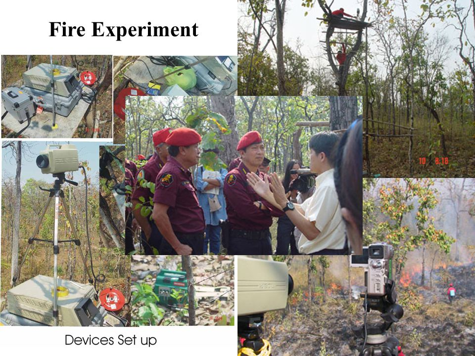 Fire Experiment