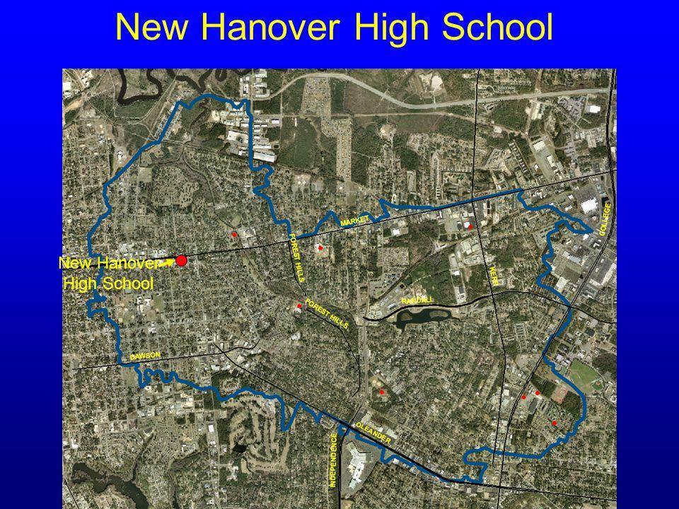 New Hanover High School New Hanover High School