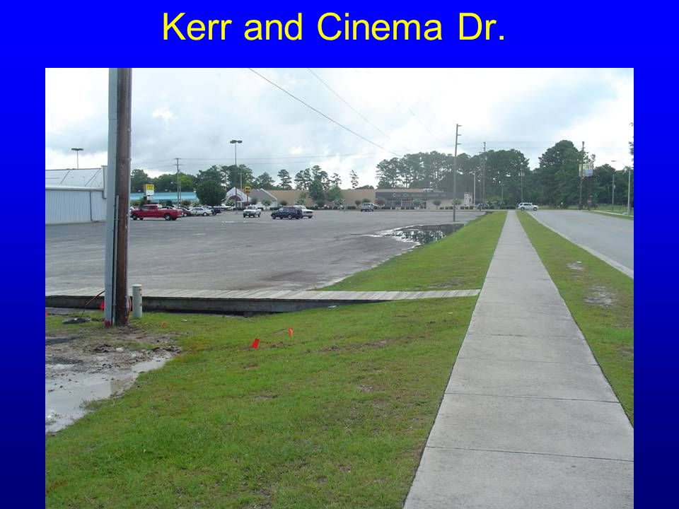Kerr and Cinema Dr.